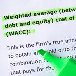 Appraisal Distinctions: Earnings and Debt Play a Key Role in Determining Proper Use of Weighted Average Cost of Capital (WACC)