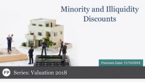 Minority-and-Illiquidity-Discounts